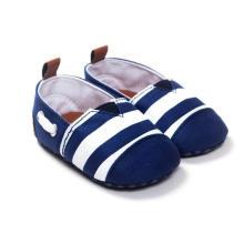 Младенческой Малыша Первый Ходунки Мягкой Подошвой Мокасины 0-1 Лет Детская Обувь