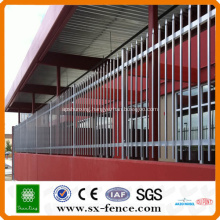 Popular security zinc steel fence(ISO9001)
