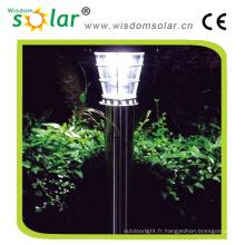2014 la lumière de CE nouveau gazon solaire lumineux avec LED lumières 2602 série extérieure solaire lights(JR-2602)