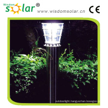 2014 New CE bright solar lawn light with LED lights 2602 series outdoor solar lights(JR-2602)