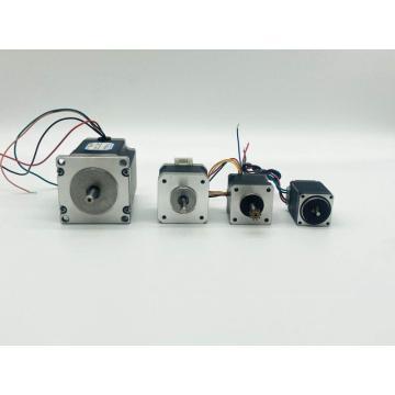 Шаговый двигатель с постоянными магнитами NEMA 8 STS