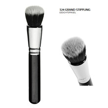 Large Size Grand Duo Fibre Foundation Brush (F124)