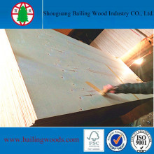 15mm Low Price Poplar Core Plywood for Packing
