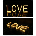 Love Me Neon Sign Light barato
