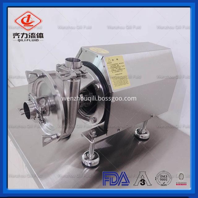 Stainless Steel Pump 1