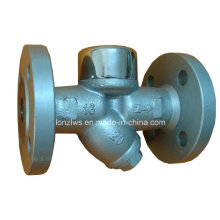 Cast Steel Flanged Thermodynamic Steam Trap