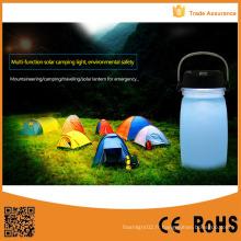 Power USB Rechargeable LED Lanterne solaire