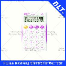 Calculateur de taille de poche à 8 chiffres pour la promotion (BT-536)