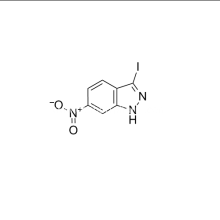 Anti Cancer 3-Iodo-6-nitro-1H-indazole[Axitinib Intermediates], CAS 70315-70-7