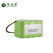 Precios al por mayor de alta calidad 3S4P 12Ah 26650 Lifepo4 9.6v batería lipo