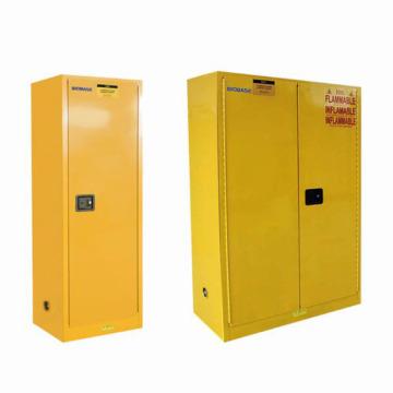Gabinete de almacenamiento de seguridad (inflamables / combustibles / ácido débil y productos químicos alcalinos / ácido fuerte y álcali)