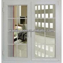 fenêtres en verre de porche en plastique / vitrage en plastique