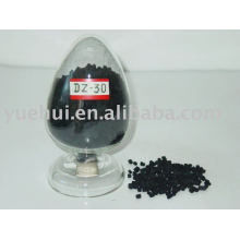 DZ30 Low ashed activated carbon for Catalyst carrier or catalyst