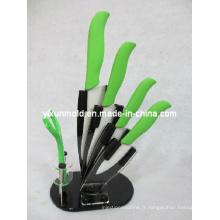 Moule en plastique pour couteau à fruits