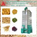 Low temperature circulating mini grain rice dryer