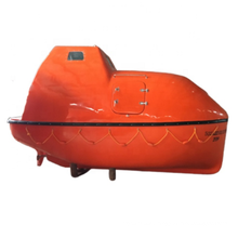fire proof F.R.P Totally enclosed lifeboat solas freefall lifeboat