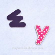 wholesale letter fridge magnet