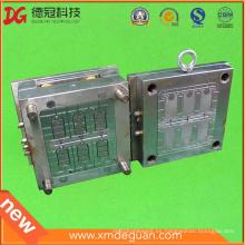 Molde moldeado personalizado de la tapa de la fábrica de la inyección de la alta calidad