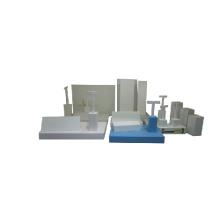 Colored Varnish Acrylic Display Stand Atacado (WST-P5)