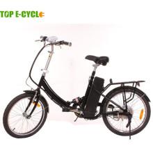Top e-cycle direct usine d'alimentation en acier cadre prix bas vélo électrique