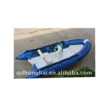 2011 caliente costilla 420 barco inflable