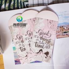 Custom Design Invitation Printing Paper Wedding Envelope