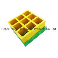 196 Resin/ 901 Pure Resin Material FRP Fiberglass Grating