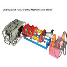Máquina de solda hidráulica de fusão de tubos HONGLI (63mm-160mm)
