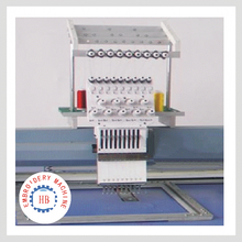 one head computerized flat embroidery machine for sale