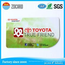 Visitenkarte Java Card Smart Card