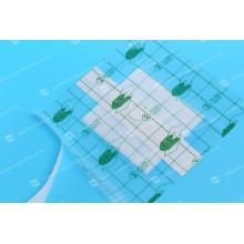 Medical disposable 7.5cmx10m PU transparent dressing roll