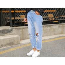 Mode Damen Strumpfhosen Jeans