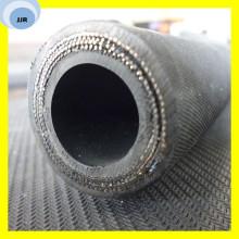 Manguera de goma de alta presión Manguera de 4sp Hidráulica para excavadora