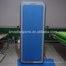 High Quality Inflatable Floating Gym Mat Water Exercise Yoga Mats