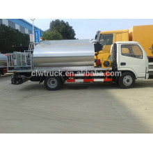 2015 China factory Price Dongfeng 6m3 asphalt spray truck,4x2 asphalt tank truck