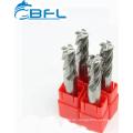 BFL VHM-Schaftfräser 4-Nuten-Eckradius-Schaftfräser