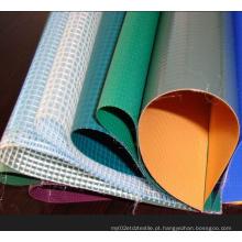 PVC Transparente Tarpaulin para Uso Agrícola / PVC Mesh Tarpaulin
