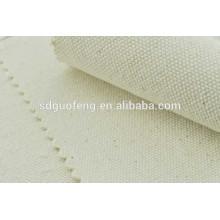Tissu en coton écru C21 * 2160 * 60 d'une largeur de 63 ''