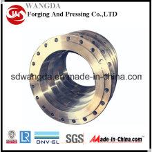 Industrial Carbon Steel Blind Flange Forged Flange to ASME B16.5
