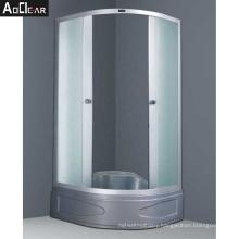 Aokeliya modern hot selling corner shower enclosure with sliding doors large waterproof shower enclosure