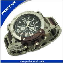 Mutifunction cronógrafo de alta calidad reloj de pulsera de cuarzo Psd-2803