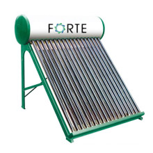 Low-Pressure Vacuum Tube Solar Water Heater