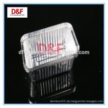 Aluminium, Aluminium Material und Behälter Typ Aluminiumfolie Container