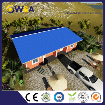 (WAS1010-36D)Made in China Prefabricated Villa Home, Steel Panelized House