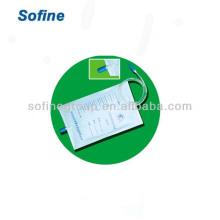 Urin-Drainage-Tasche 1000ml mit CE-geprüfter, Urin-Einweg-Katheter-Beutel