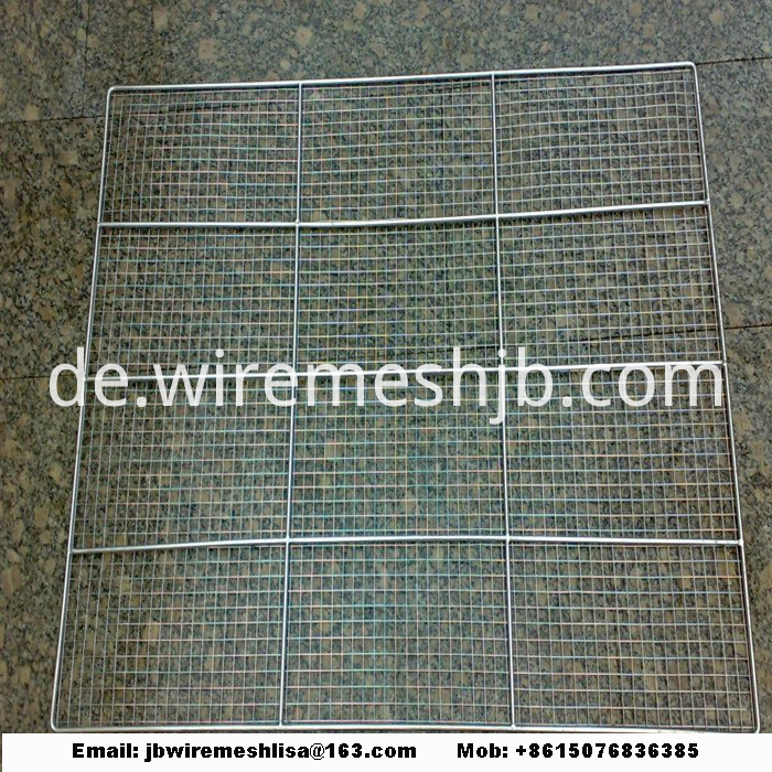 304 Stainless Steel Barbecue Wire Netting