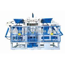 Machine à briques automatiques (machine à blocs de béton, machine à fabriquer des blocs, machine à blocs creux)