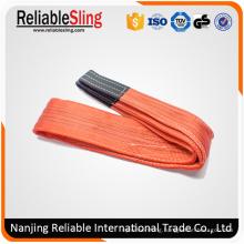 Flat Webbing Sling Belt with En1492-1 Standard