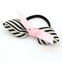 Latest Style Colorful Bowknot Hairband Elastic Headband For Girls HB27