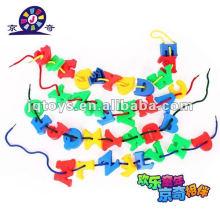 Пластиковые игрушки для нарезания резьбы